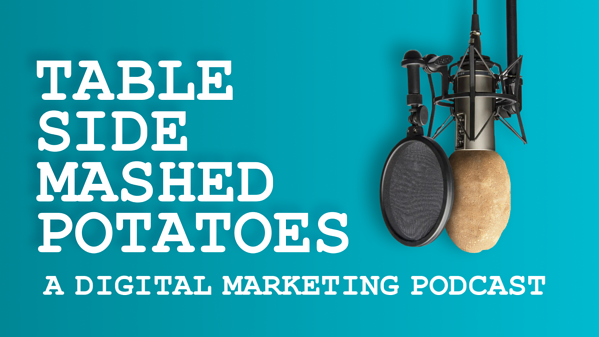 TableSide Mashed Potatoes podcast